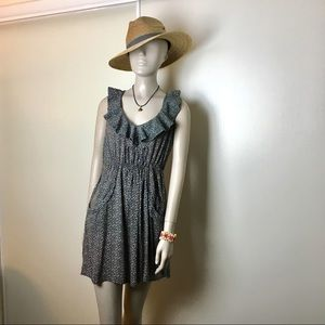 Forever 21 .Green Dress Size M